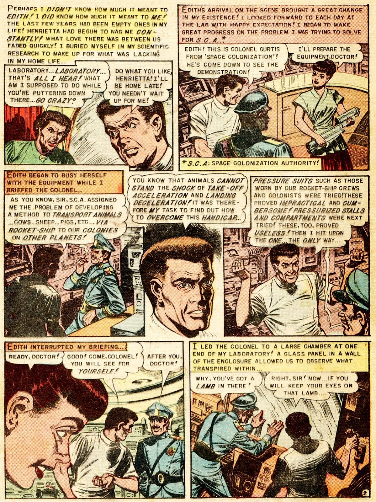 Weird Fantasy (1951) issue 13 - Page 12
