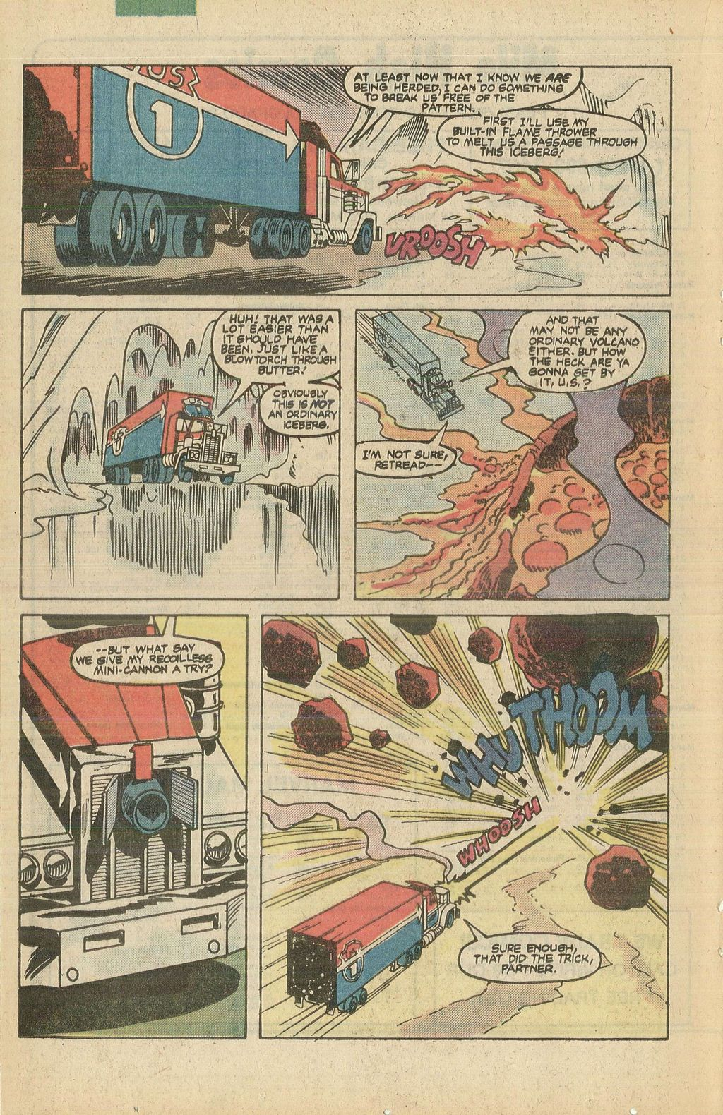 Read online U.S. 1 comic -  Issue #5 - 20