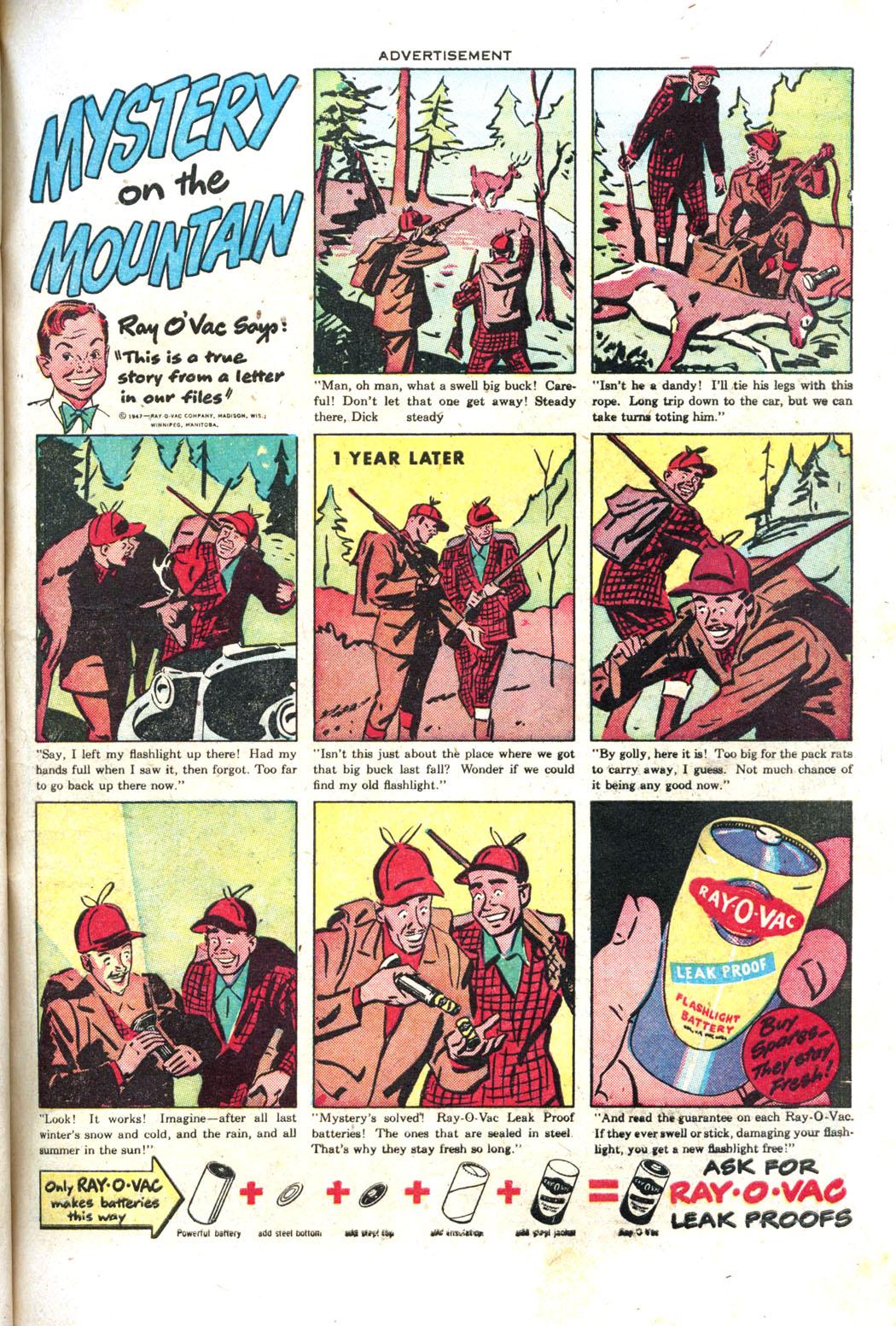 Comic Cavalcade issue 26 - Page 39