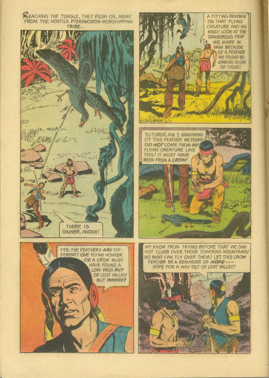 Read online Turok, Son of Stone comic -  Issue #30 - 16