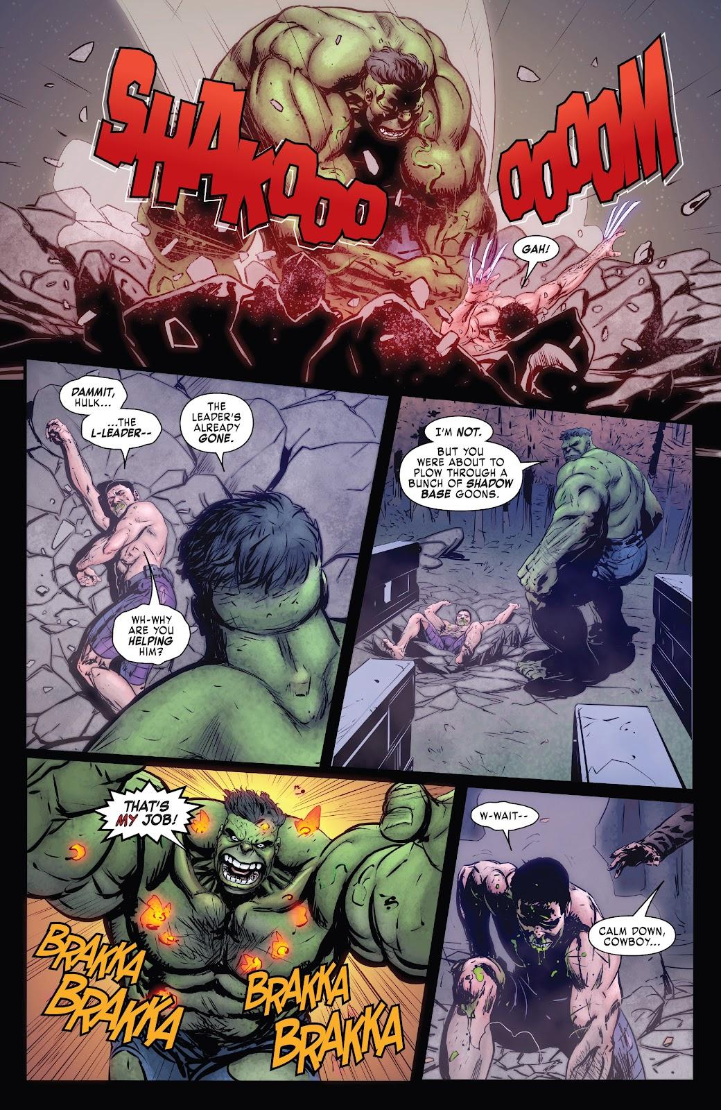 Read online Hulkverines comic -  Issue #2 - 12