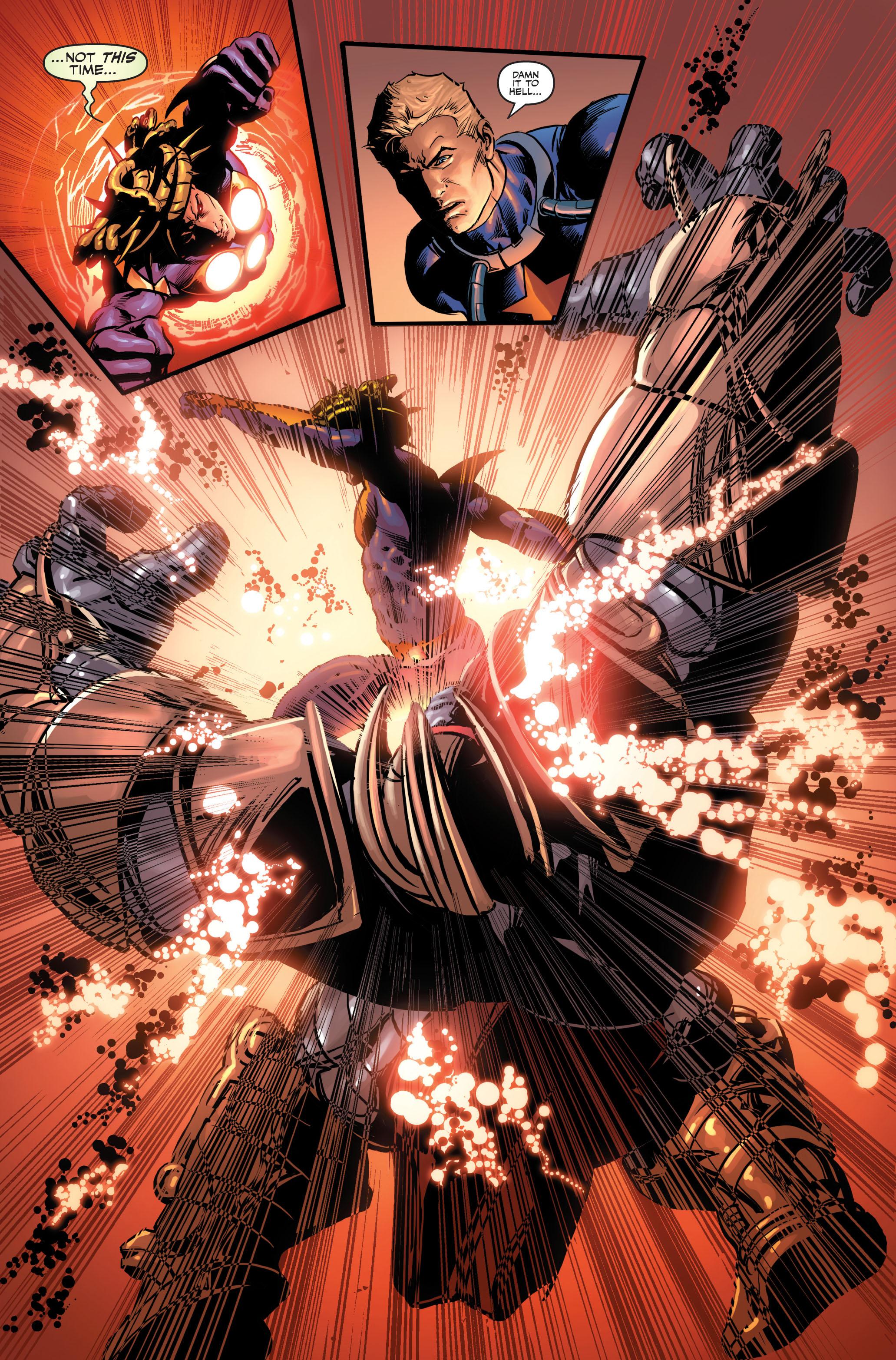 Read online Secret Avengers (2010) comic -  Issue #3 - 22