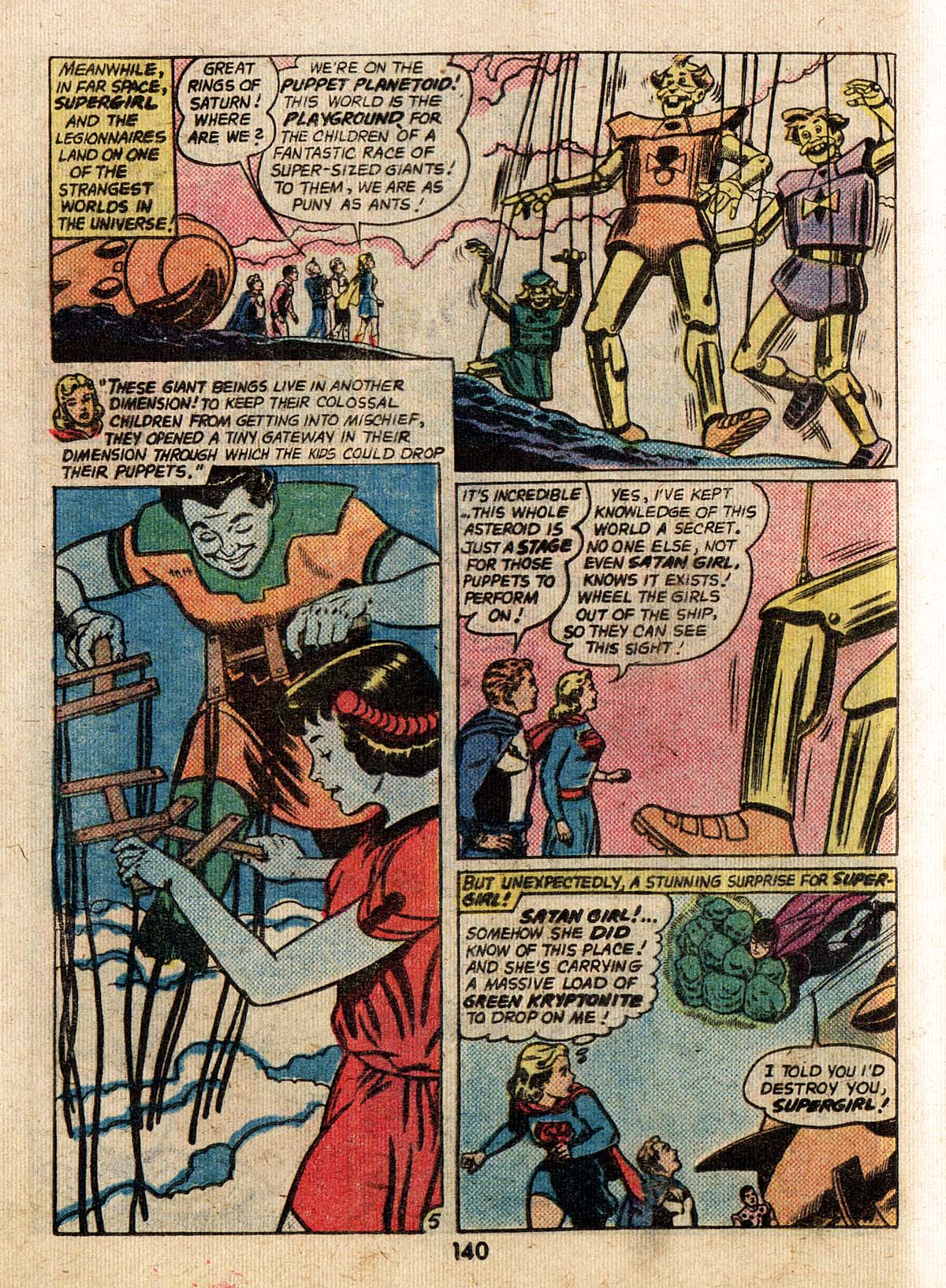 Read online Adventure Comics (1938) comic -  Issue #500 - 140