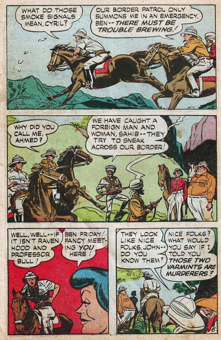 Read online Famous Funnies comic -  Issue #192 - 14