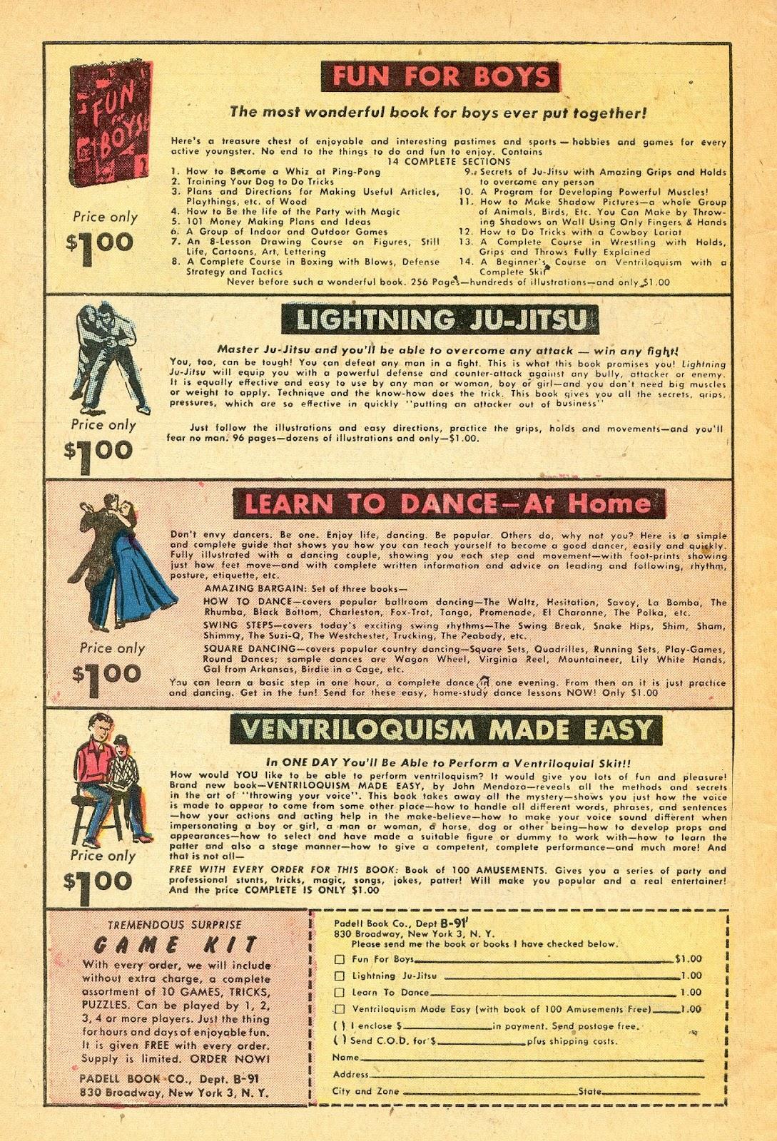 Read online Fightin' Navy comic -  Issue #77 - 34