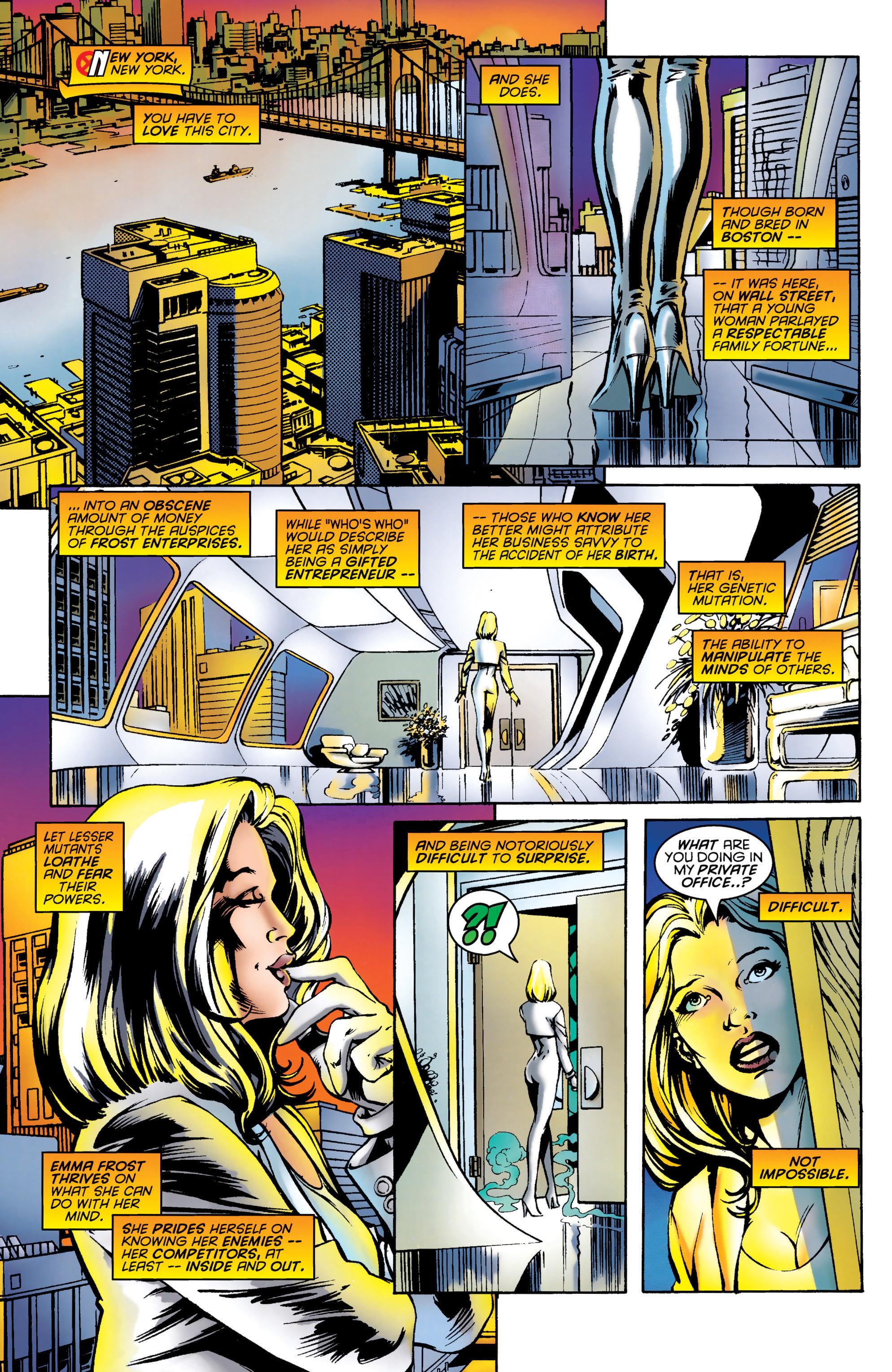 Read online Uncanny X-Men (1963) comic -  Issue #331 - 5