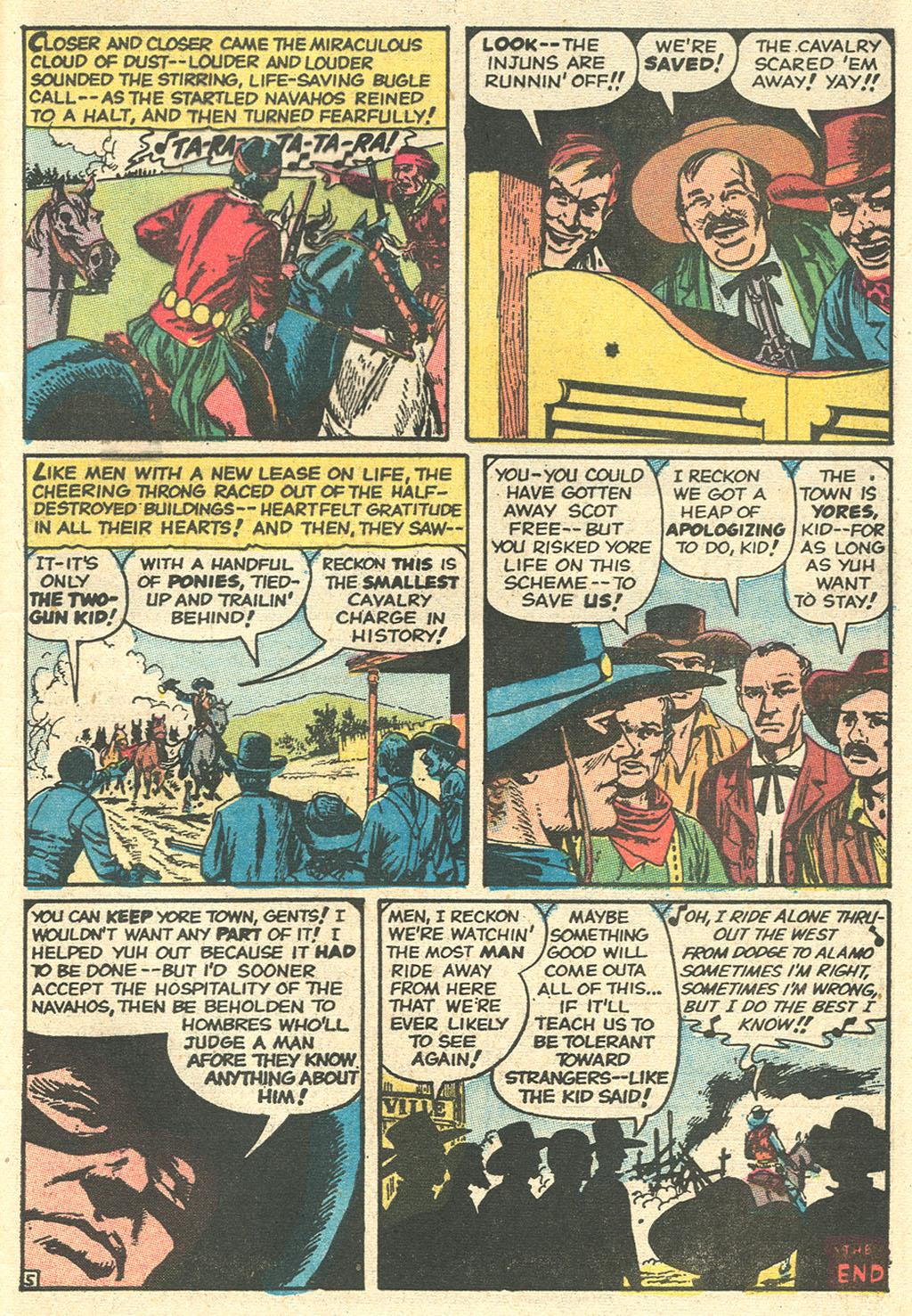 Read online Two-Gun Kid comic -  Issue #99 - 32
