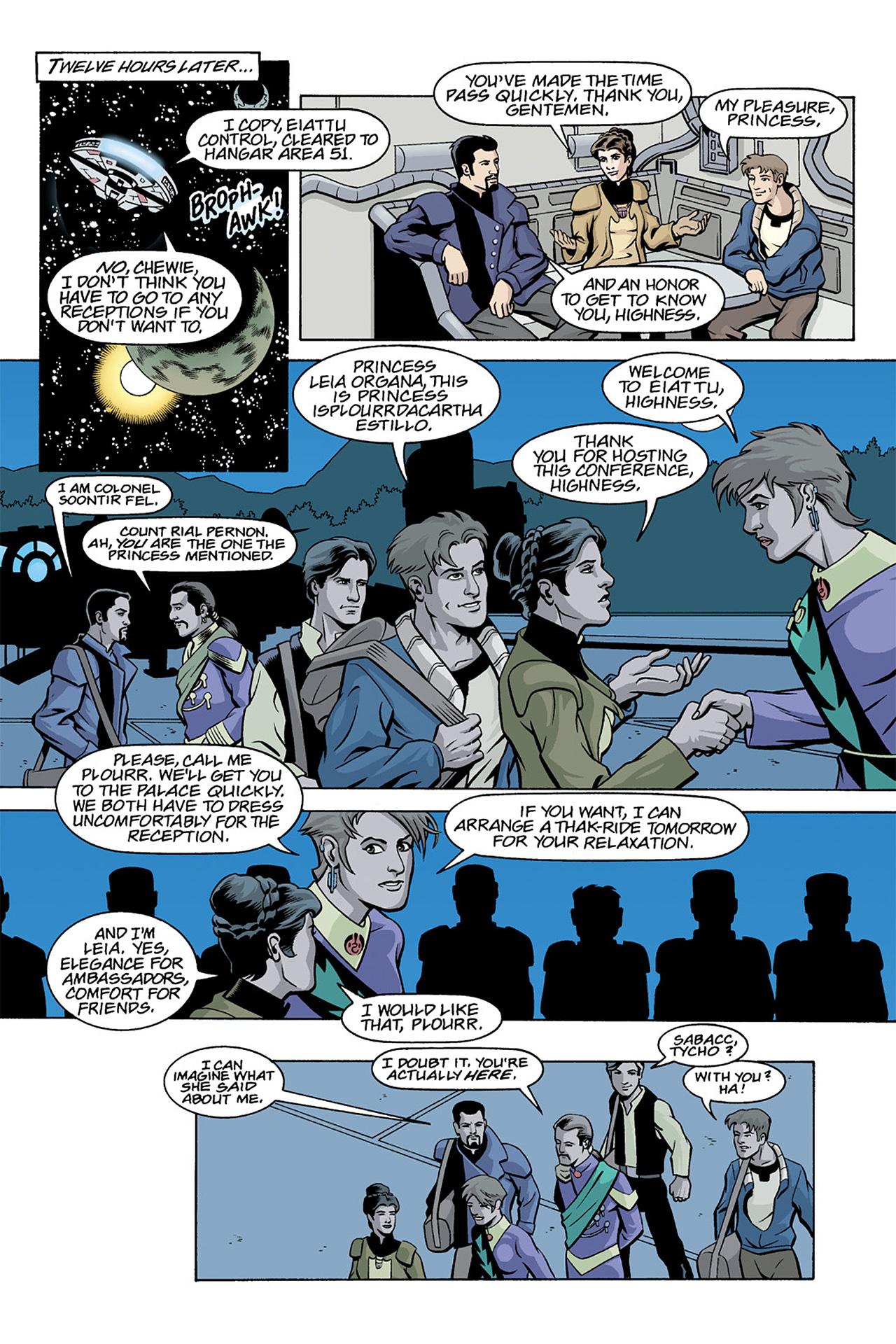 Read online Star Wars Omnibus comic -  Issue # Vol. 3 - 198