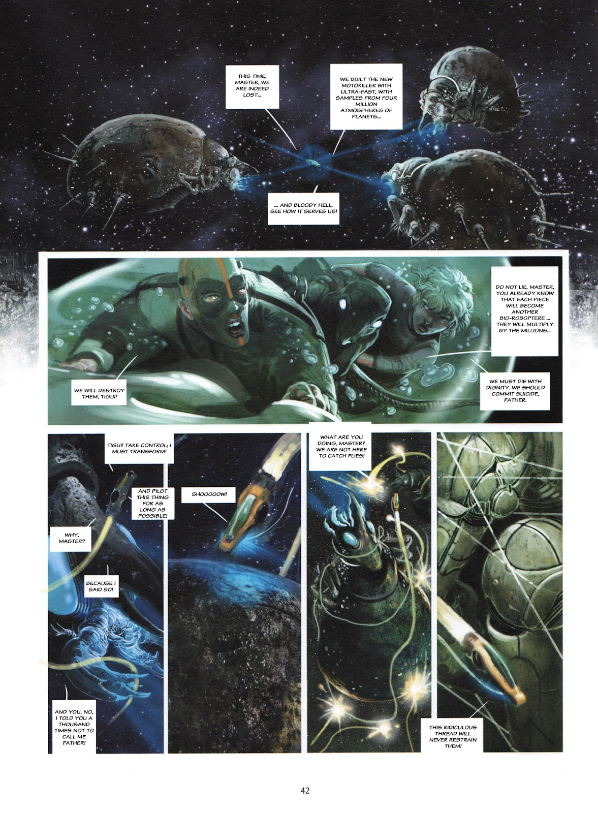 Showman Killer issue 2 - Page 42