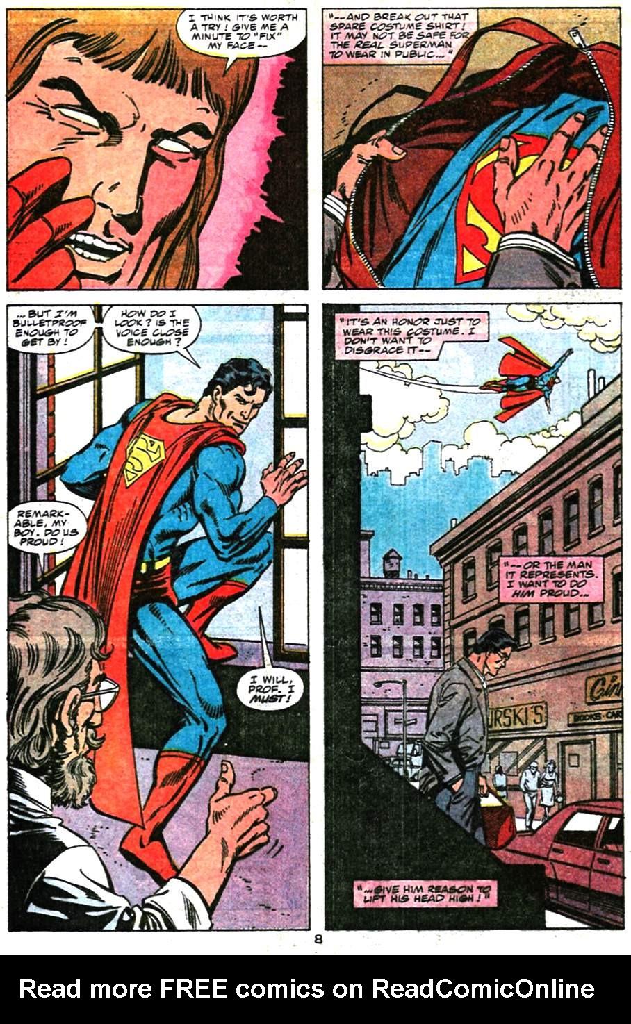 Action Comics (1938) 659 Page 8