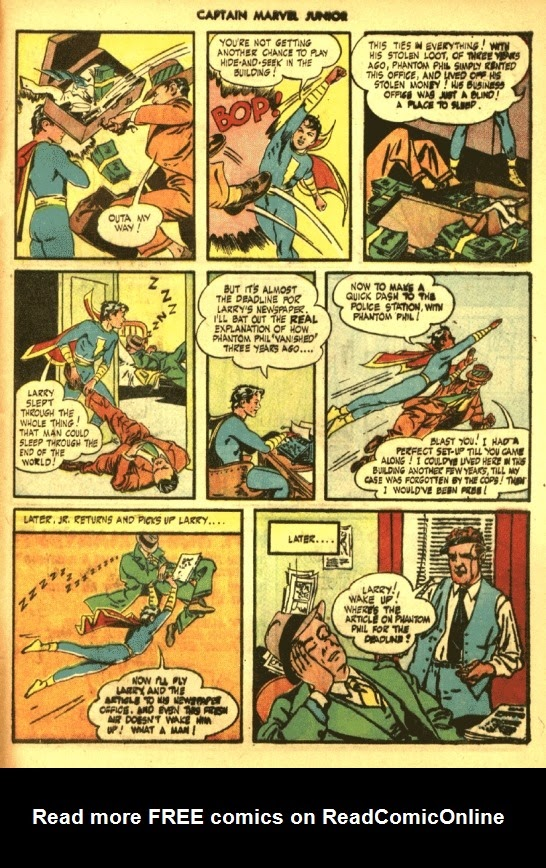 Captain Marvel, Jr. issue 39 - Page 29