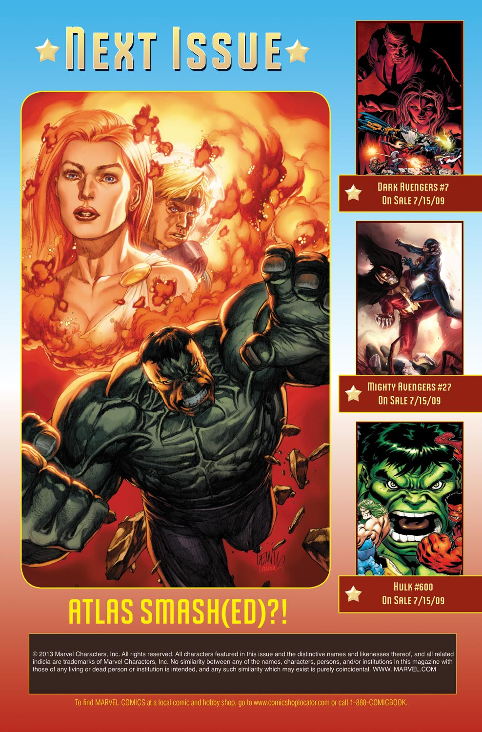 Read online Agents Of Atlas (2009) comic -  Issue #7 - 26