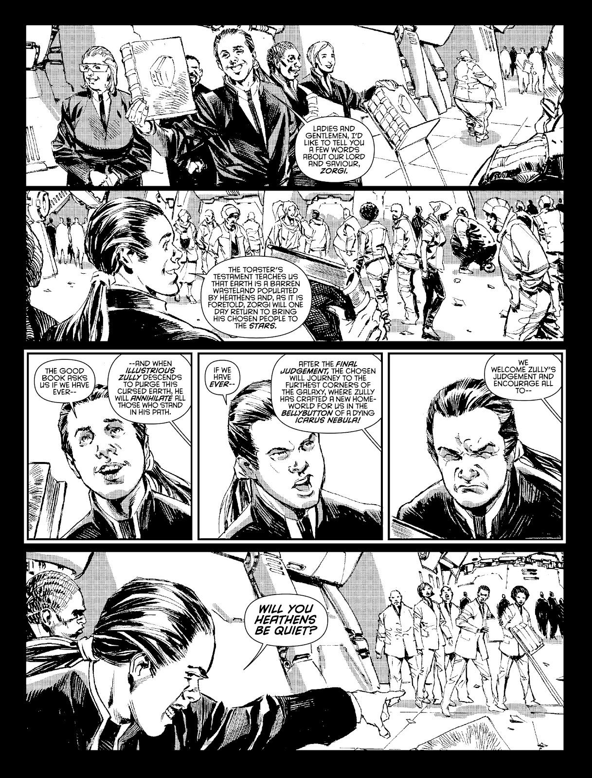 Judge Dredd Megazine (Vol. 5) Issue #381 #180 - English 26