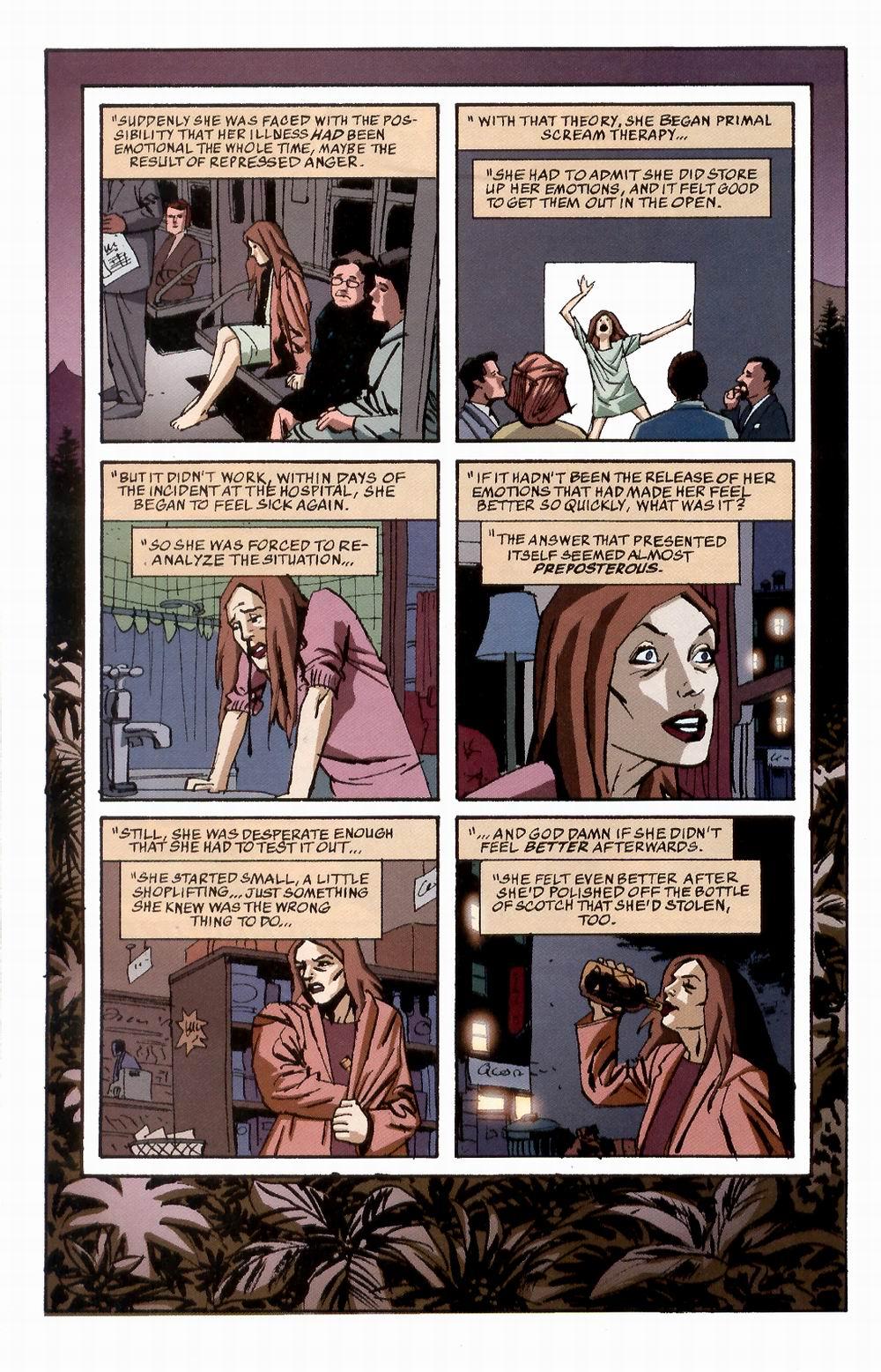 Read online Sleeper comic -  Issue #3 - 23