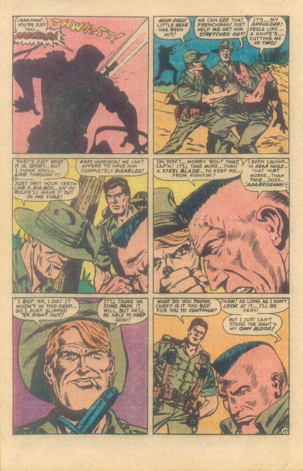 Read online Sgt. Fury comic -  Issue #160 - 20