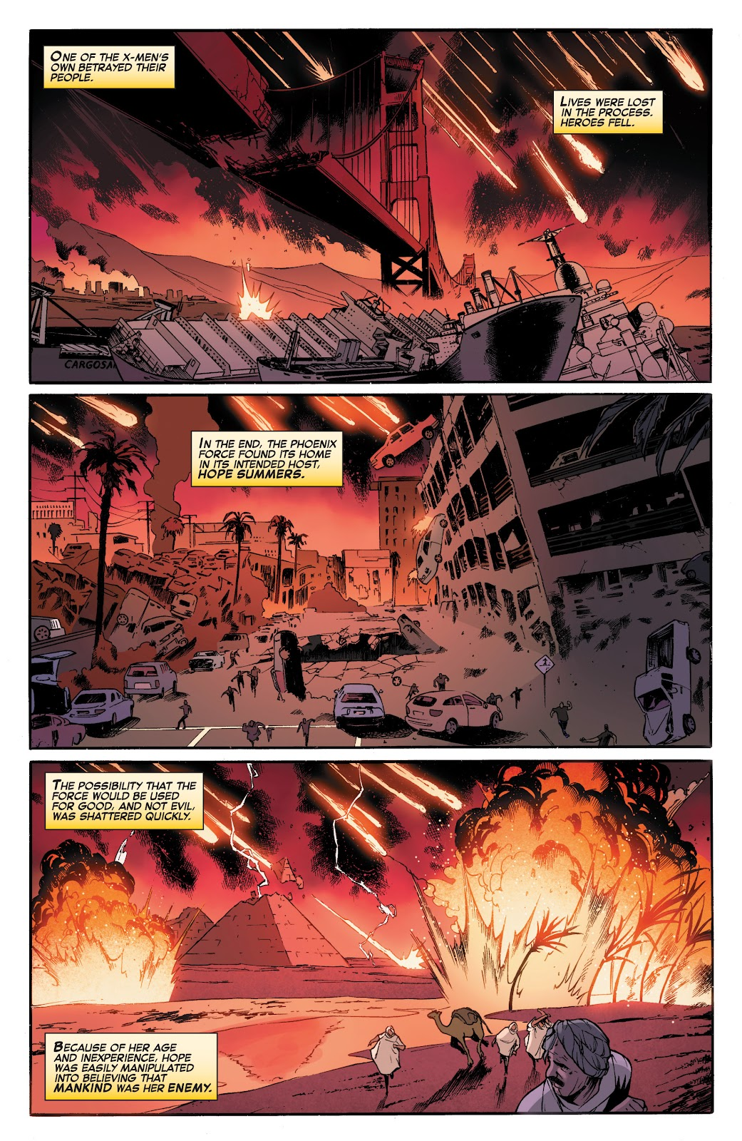 Read online What If? AvX comic -  Issue #4 - 4