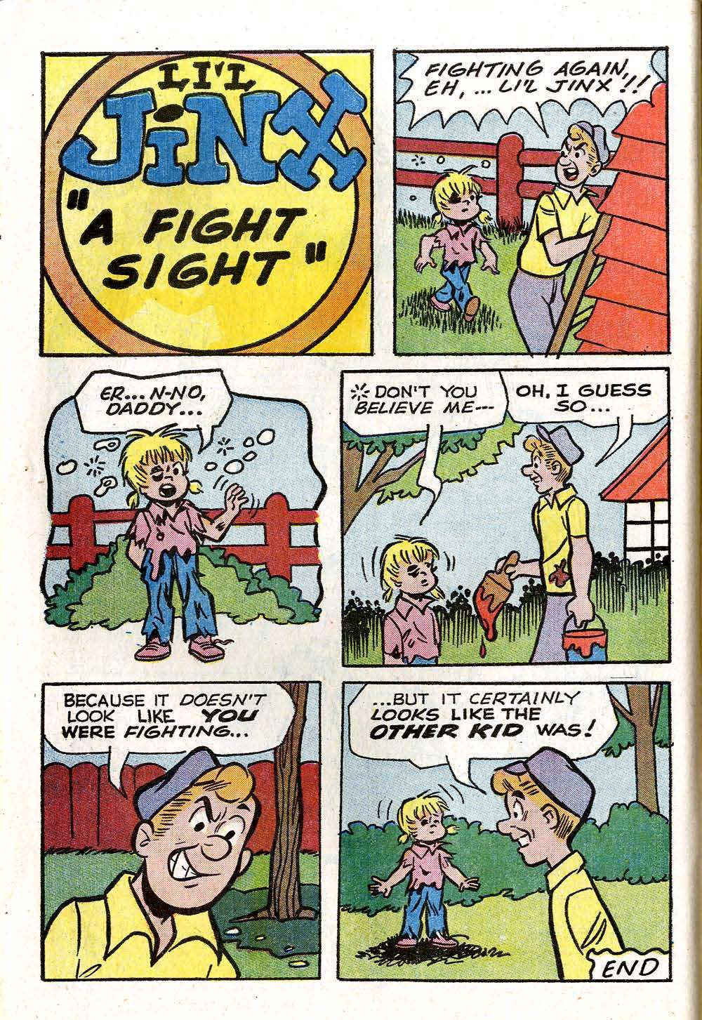Read online Archie (1960) comic -  Issue #222 - 10