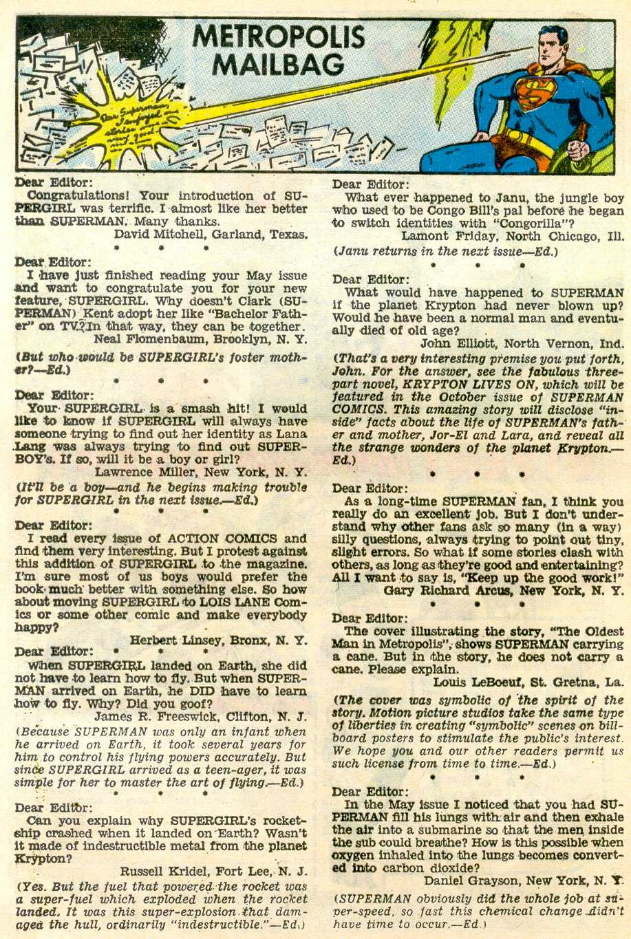 Read online Action Comics (1938) comic -  Issue #255 - 24