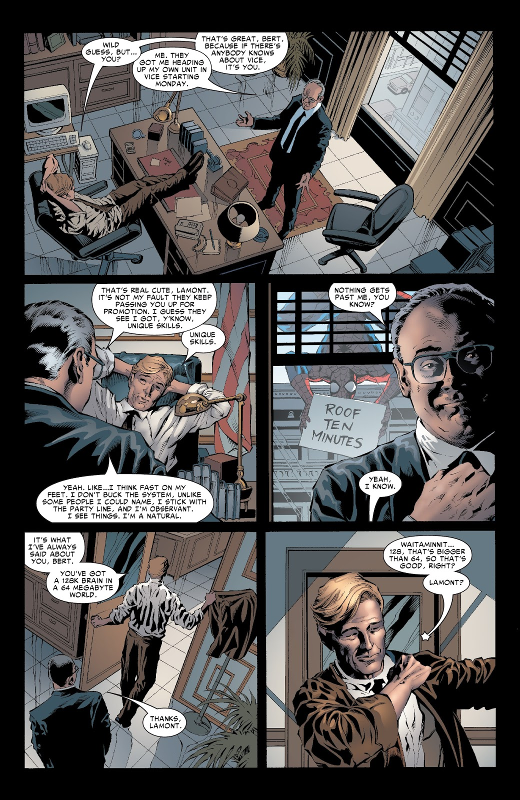 The Amazing Spider-Man by JMS Ultimate Collection issue TPB 3 (Part 2) - Page 69