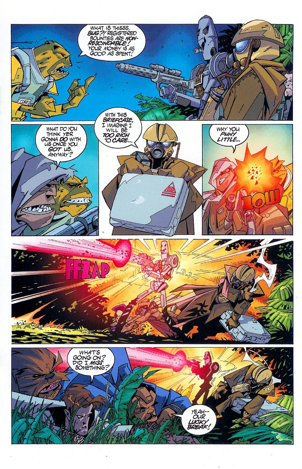 Read online Star Wars Omnibus comic -  Issue # Vol. 12 - 198