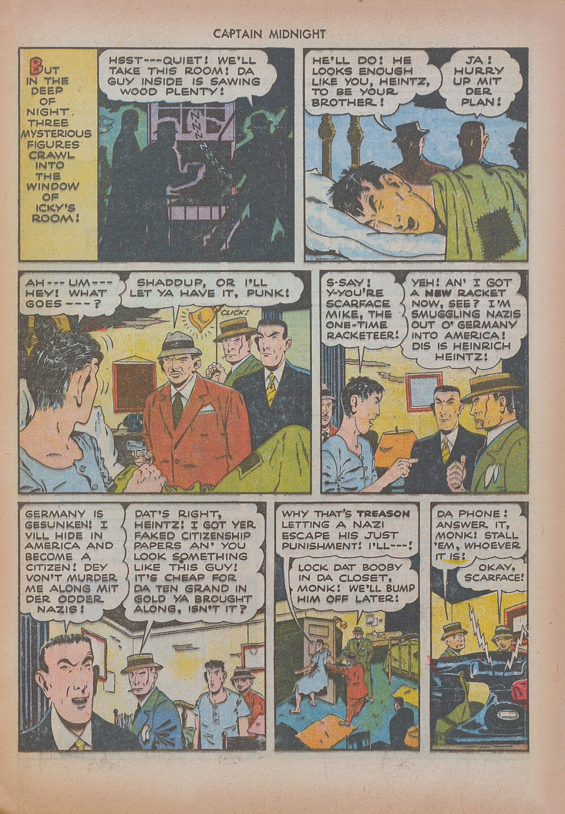 Captain Midnight (1942) issue 20 - Page 29