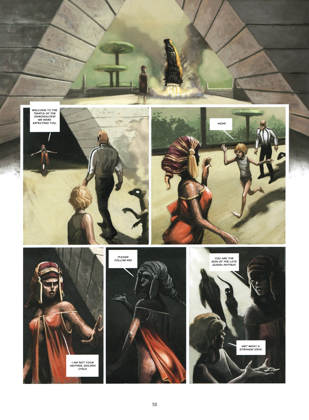 Showman Killer issue 2 - Page 50