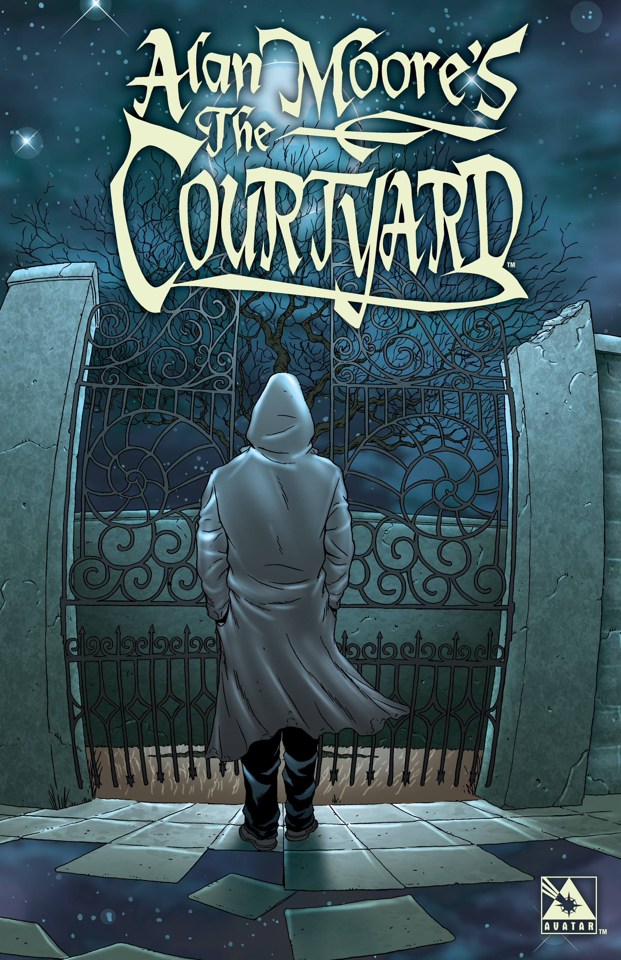 Read online Alan Moore's The Courtyard comic -  Issue # TPB - 1