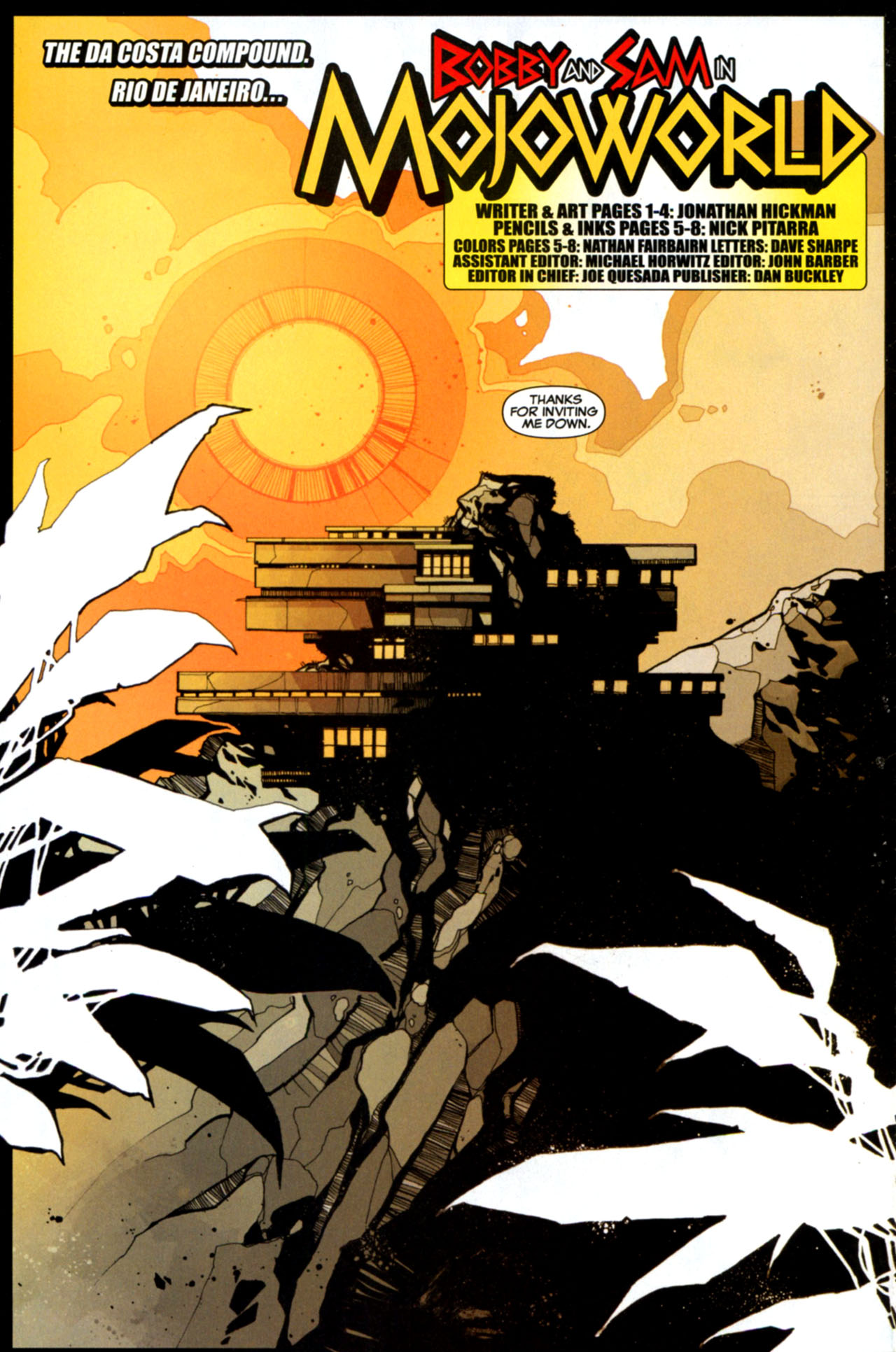 Read online Astonishing Tales (2009) comic -  Issue #1 - 27