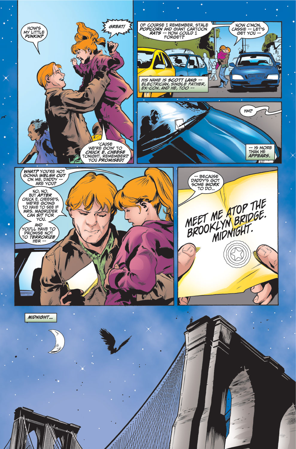 Read online Avengers (1998) comic -  Issue #26 - 6