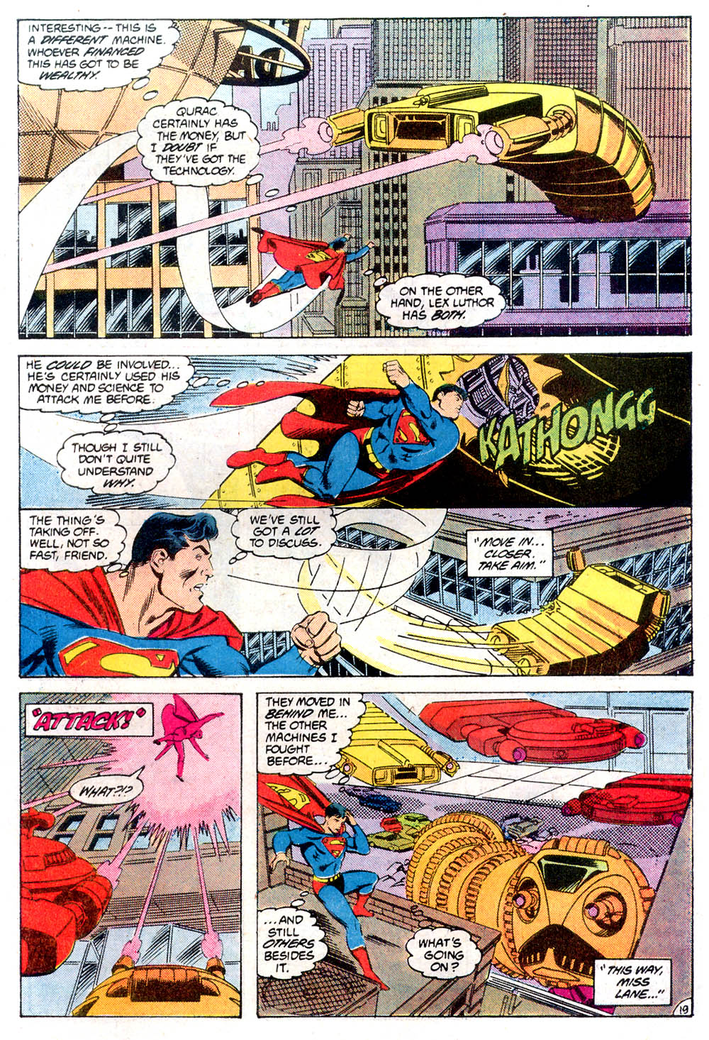 Read online Adventures of Superman (1987) comic -  Issue #424 - 20