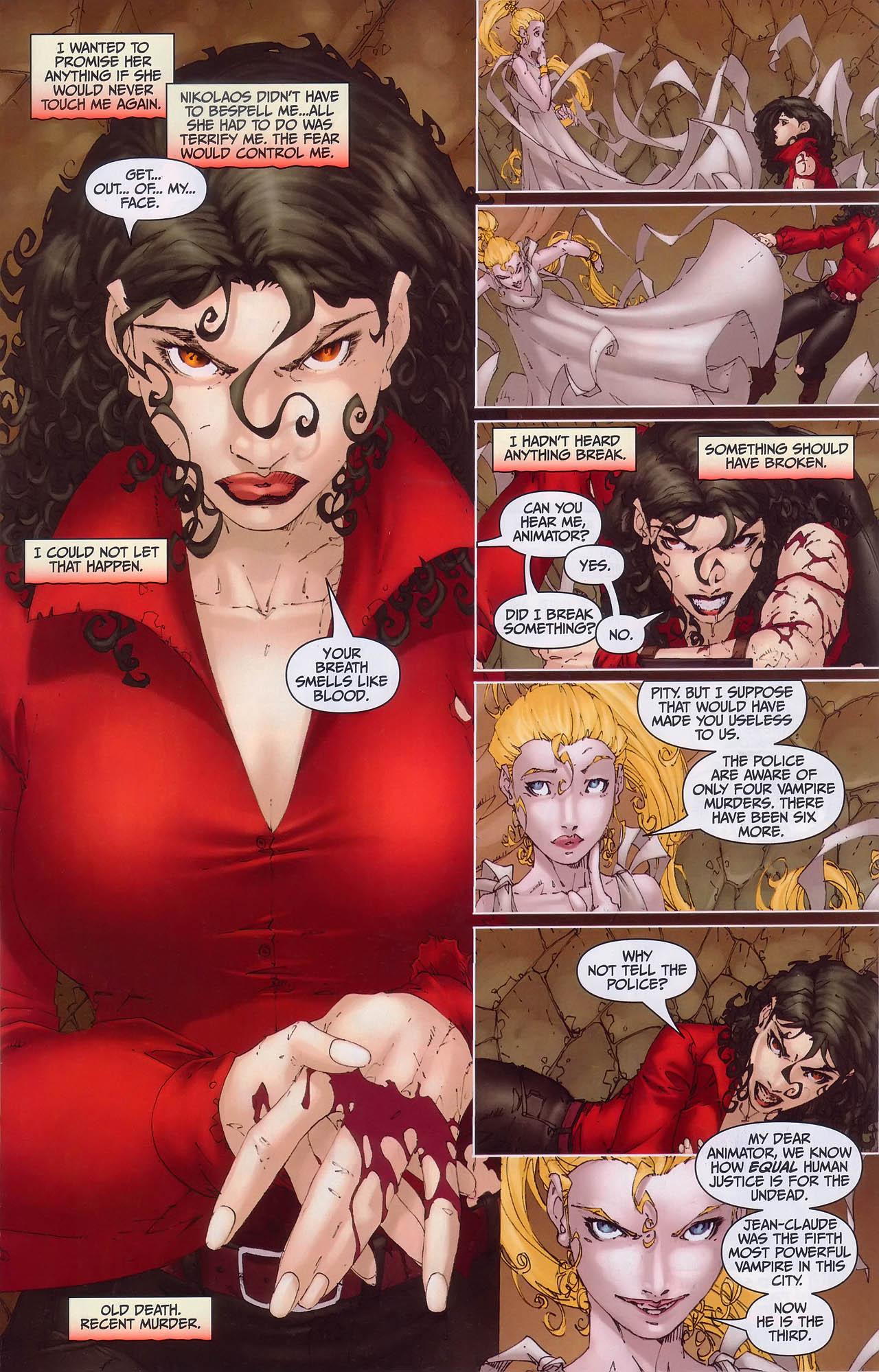 Read online Anita Blake, Vampire Hunter: Guilty Pleasures comic -  Issue #3 - 13