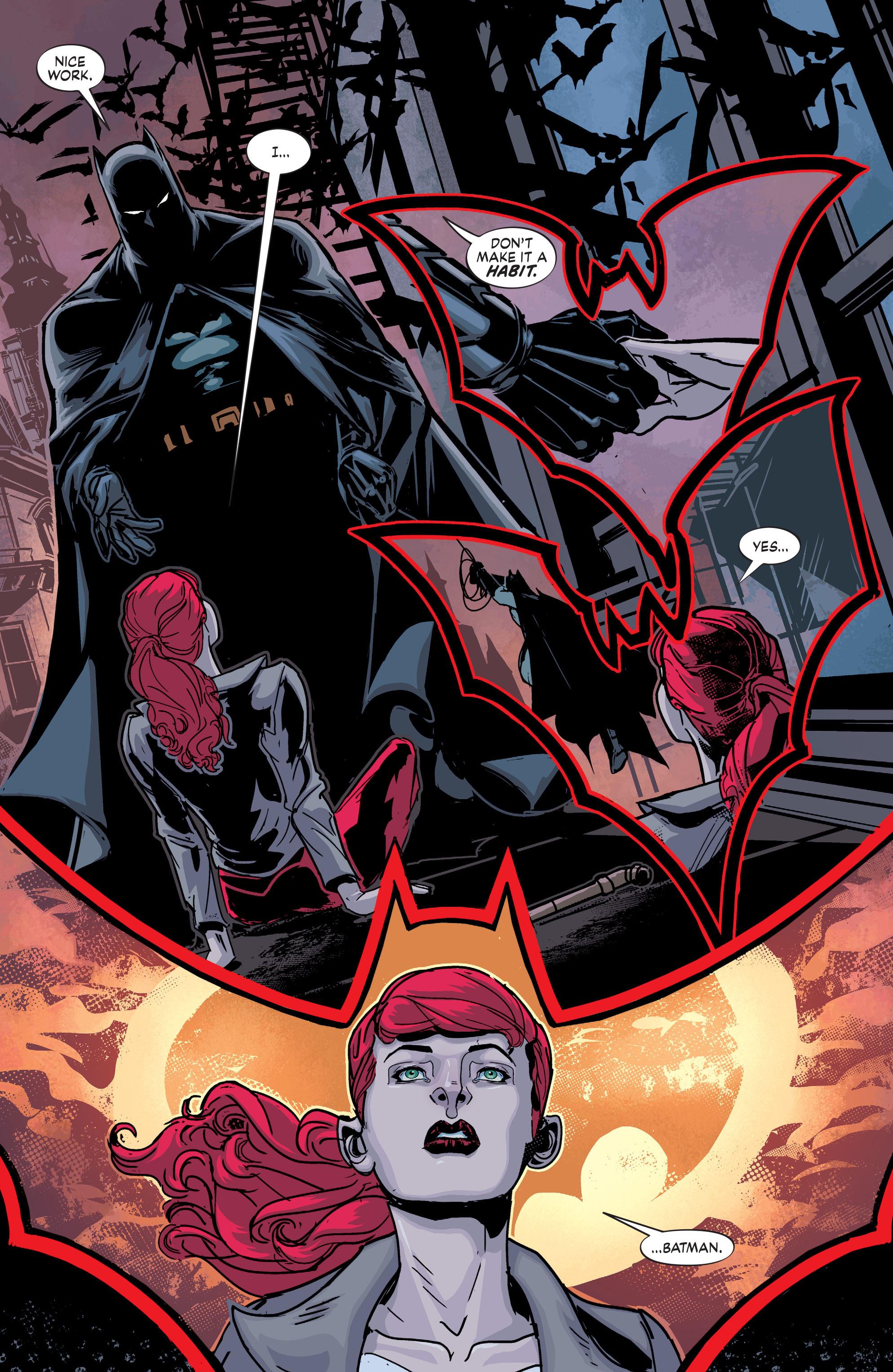 Read online Secret Origins (2014) comic -  Issue #3 - 19