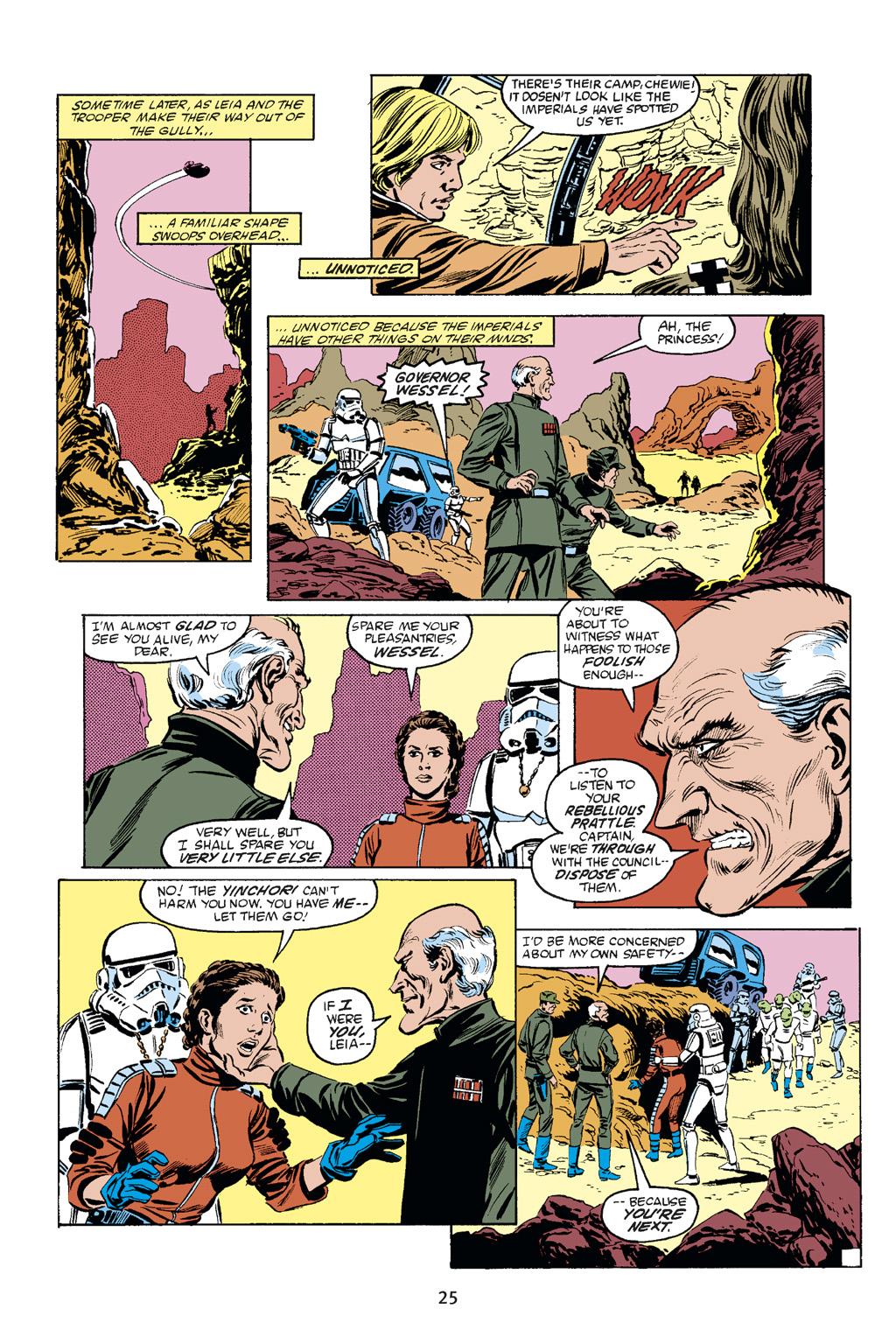 Read online Star Wars Omnibus comic -  Issue # Vol. 21 - 24