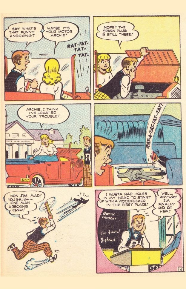 Archie Comics issue 039 - Page 34