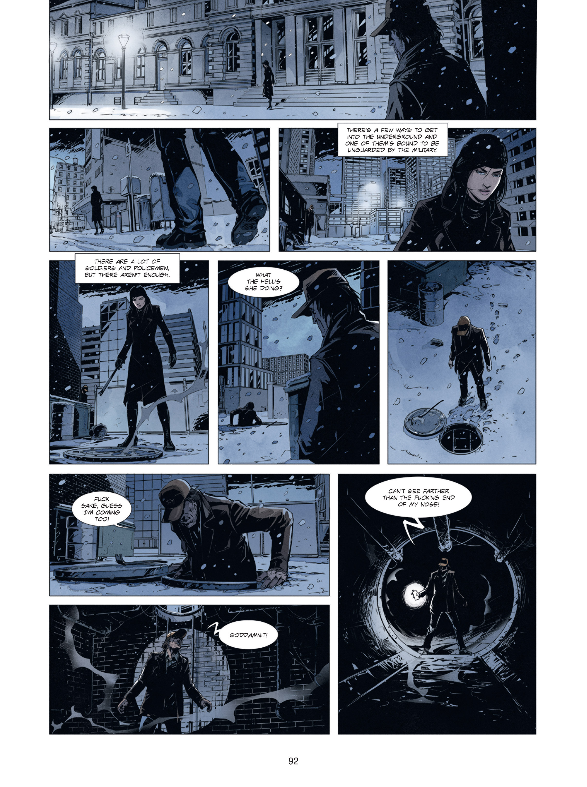 Read online Alice Matheson comic -  Issue #1 - 91