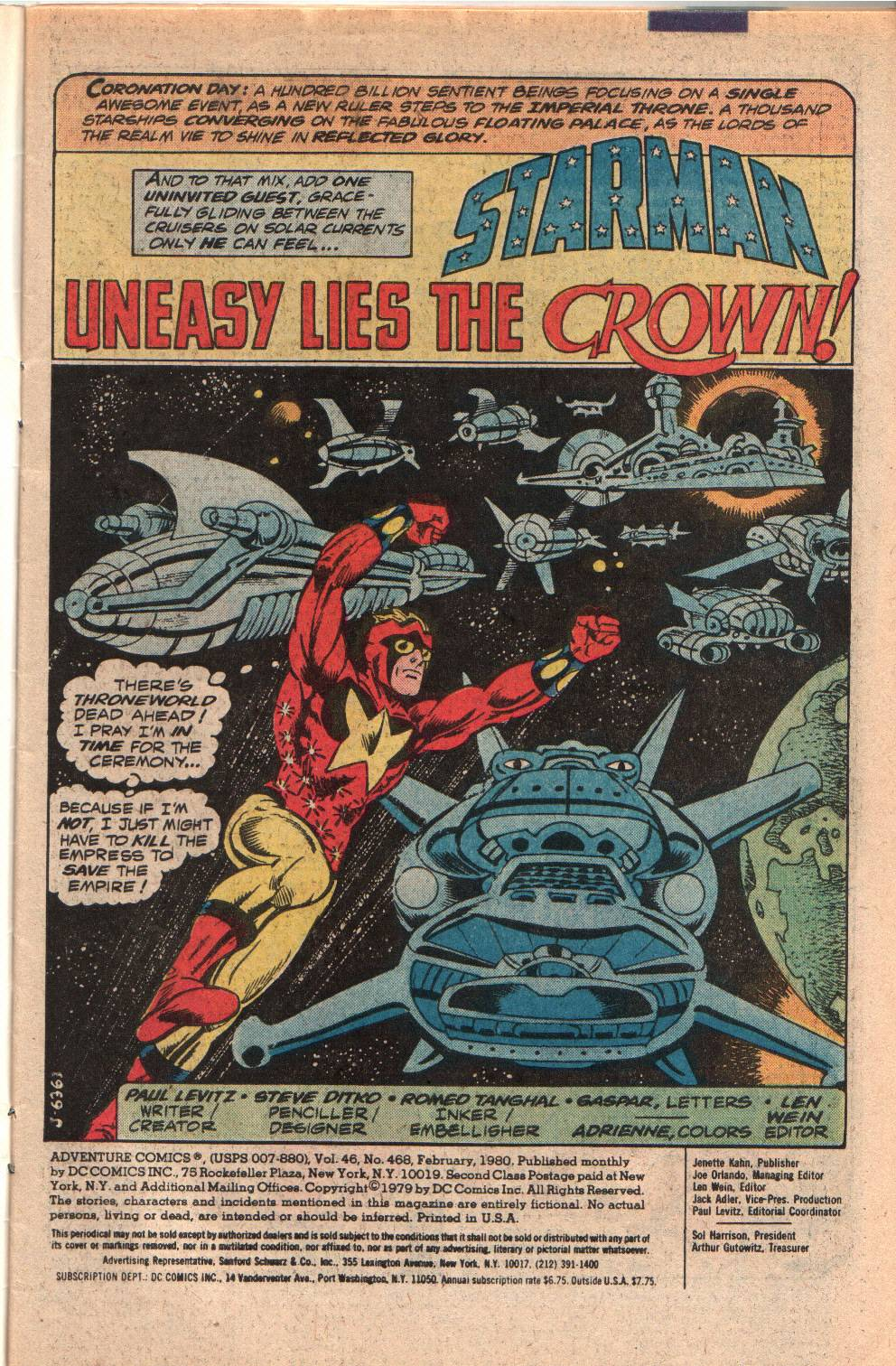 Read online Adventure Comics (1938) comic -  Issue #468 - 3