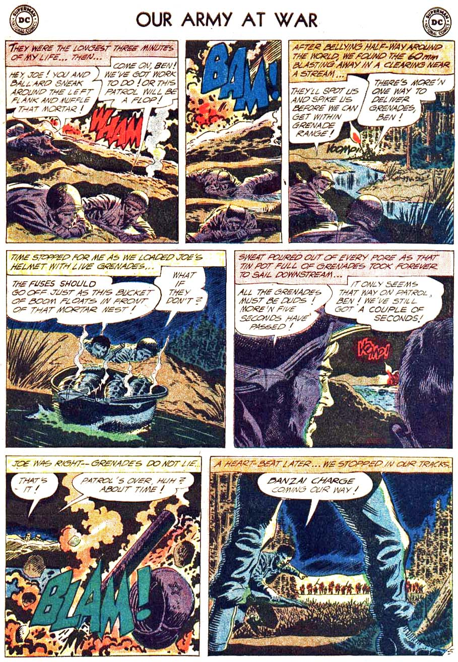 Our Army at War (1952) issue 98 - Page 14