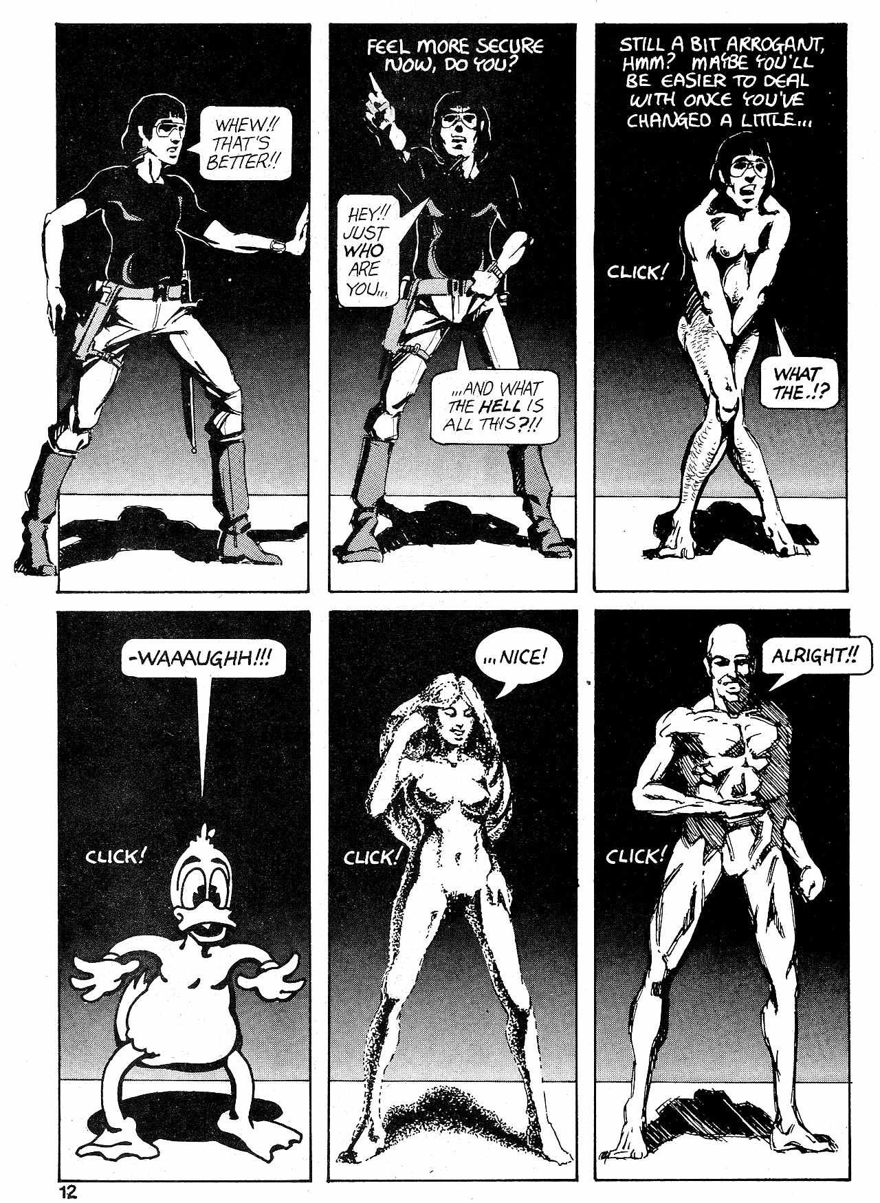 Read online Star*Reach comic -  Issue #8 - 24