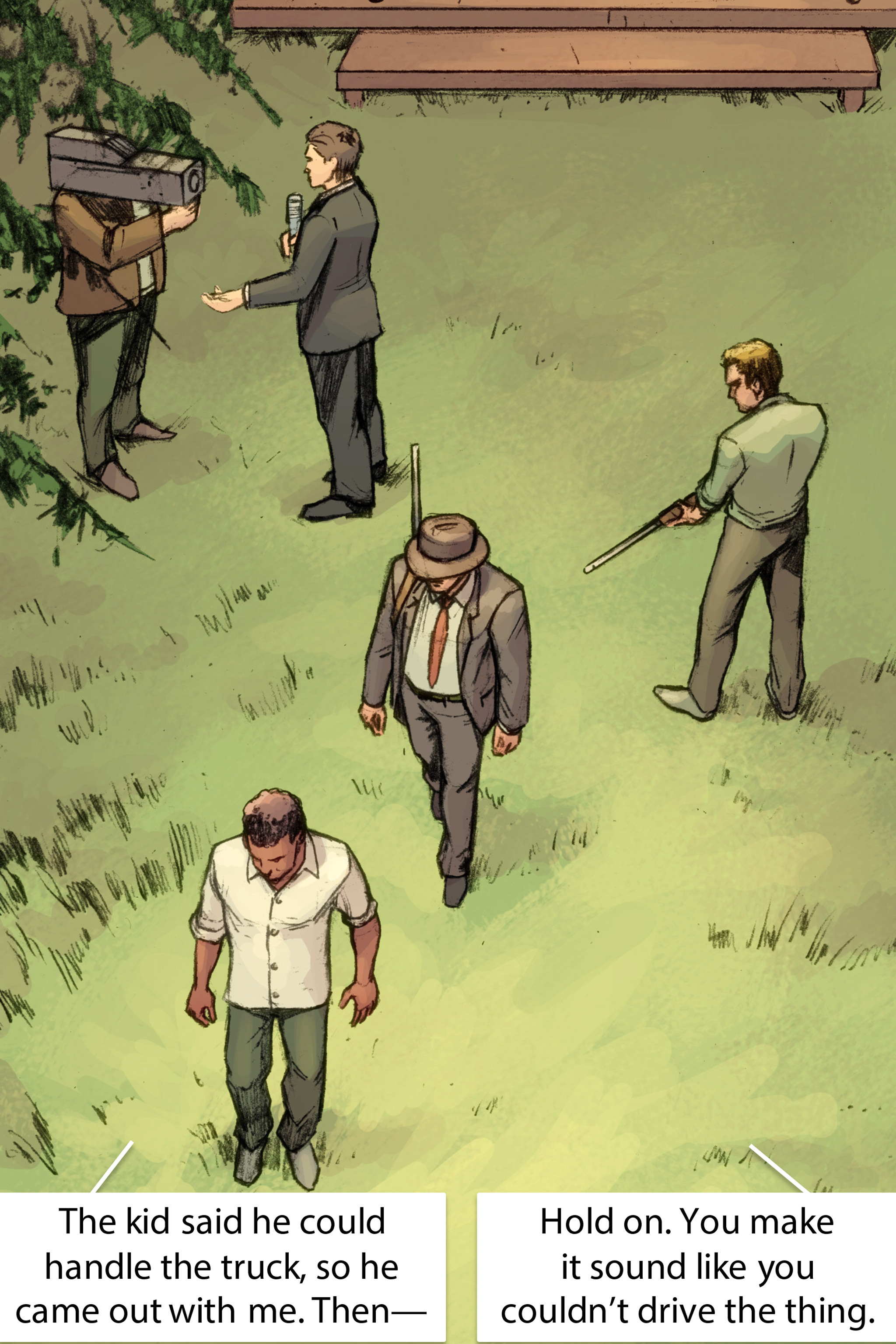 Read online Soul comic -  Issue #2 - 61