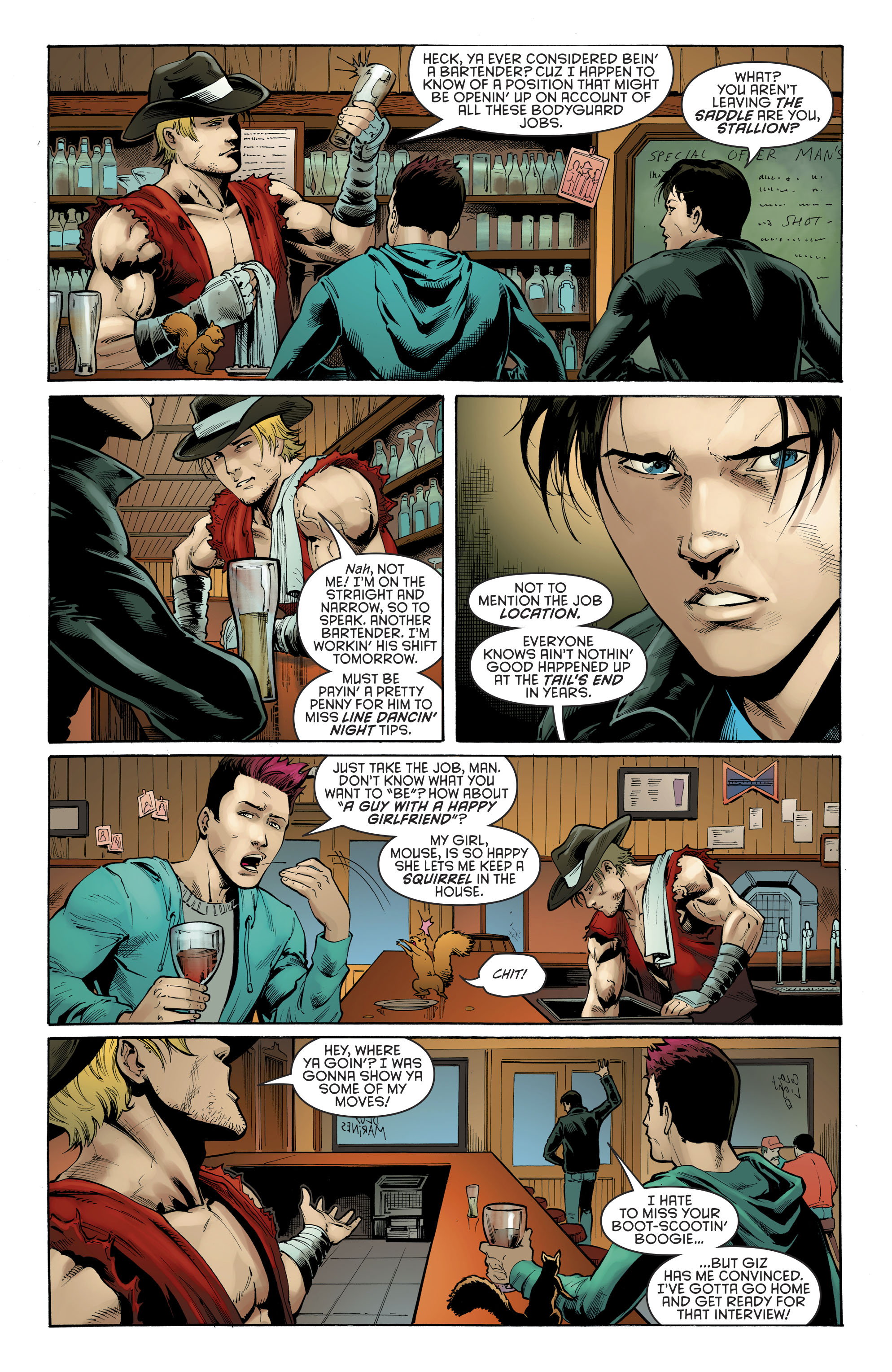 Read online Nightwing (2016) comic -  Issue #22 - 18