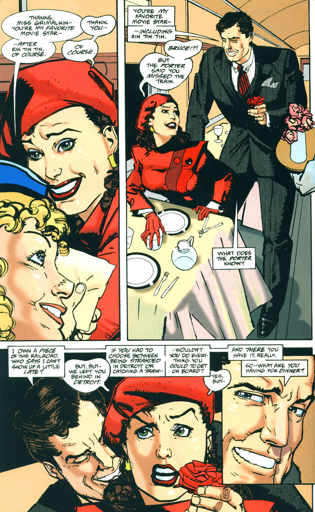 Read online Batman: Dark Allegiances comic -  Issue # Full - 34