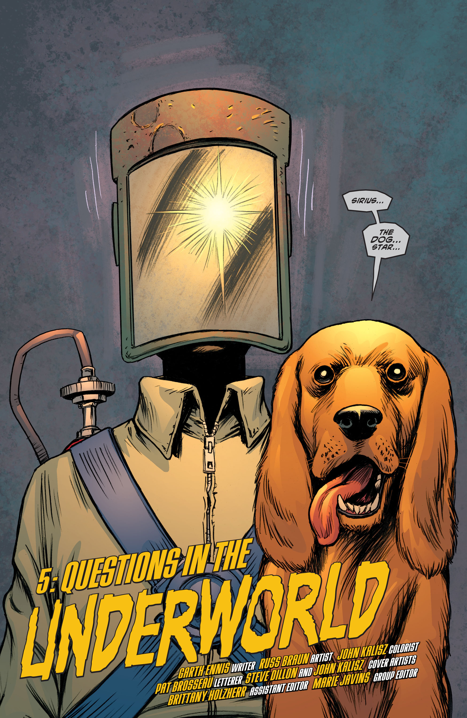 Read online Sixpack and Dogwelder: Hard Travelin' Heroz comic -  Issue #5 - 6