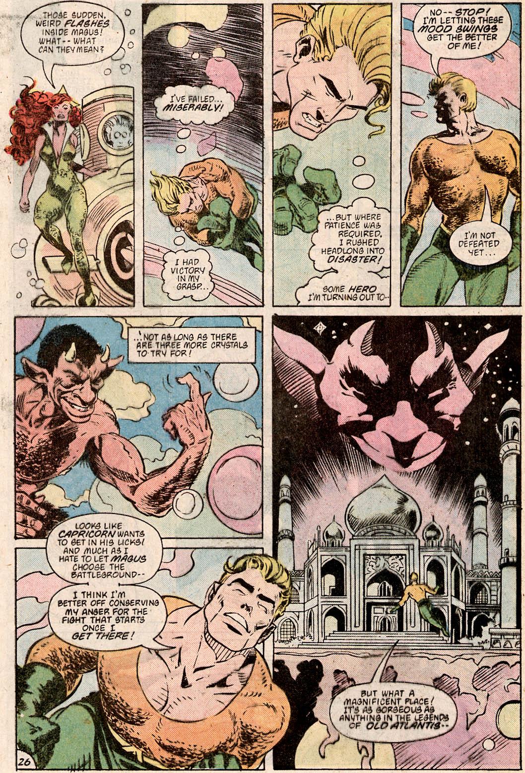 Read online Aquaman Special comic -  Issue #Aquaman Special Full - 27