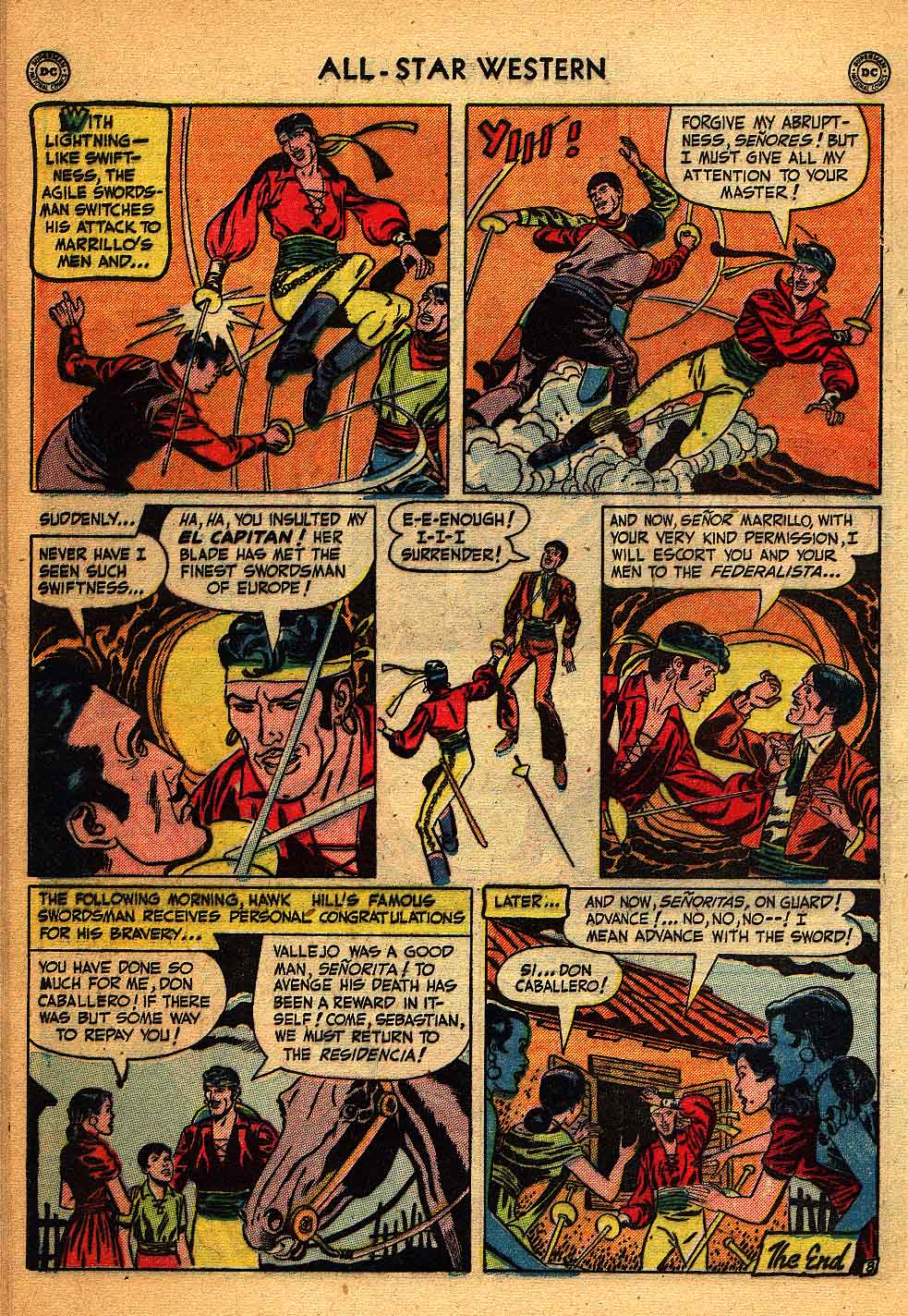 Read online All-Star Western (1951) comic -  Issue #58 - 22