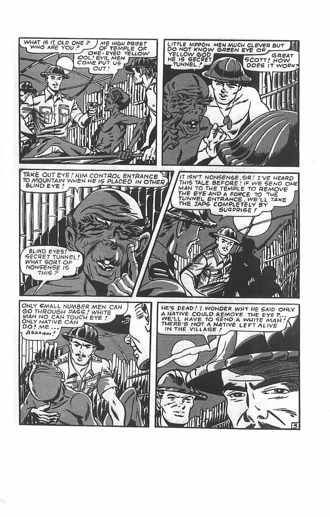 Read online Men of Mystery Comics comic -  Issue #30 - 5