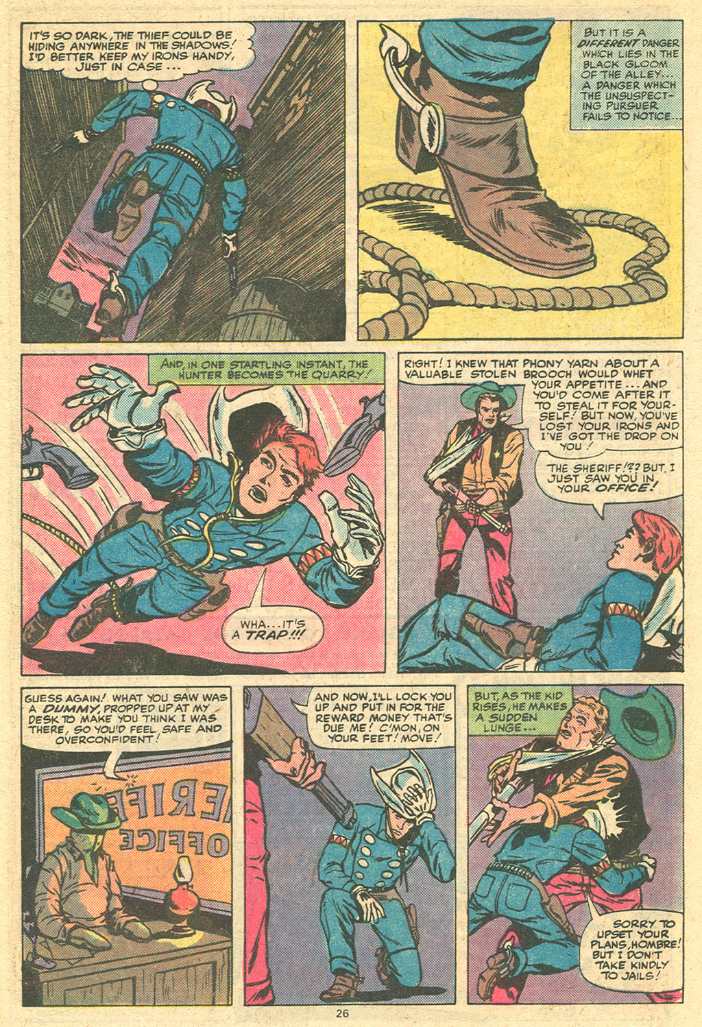 The Rawhide Kid (1955) issue 143 - Page 28