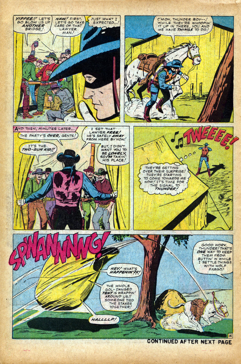 Read online Two-Gun Kid comic -  Issue #75 - 18