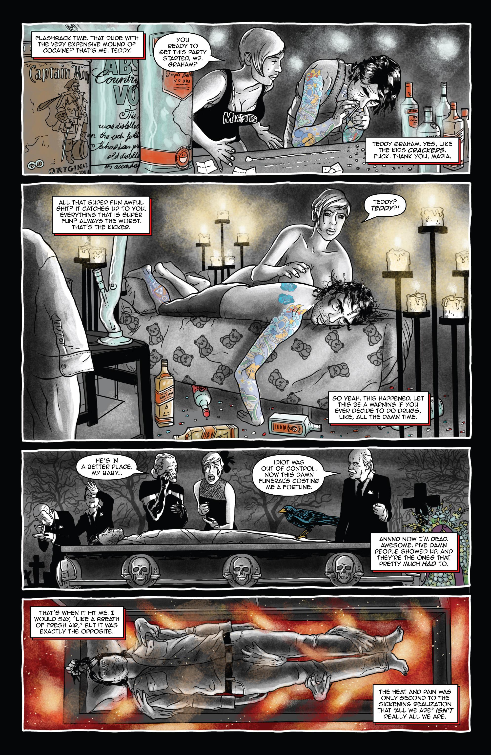 Read online Helena Crash comic -  Issue #3 - 33