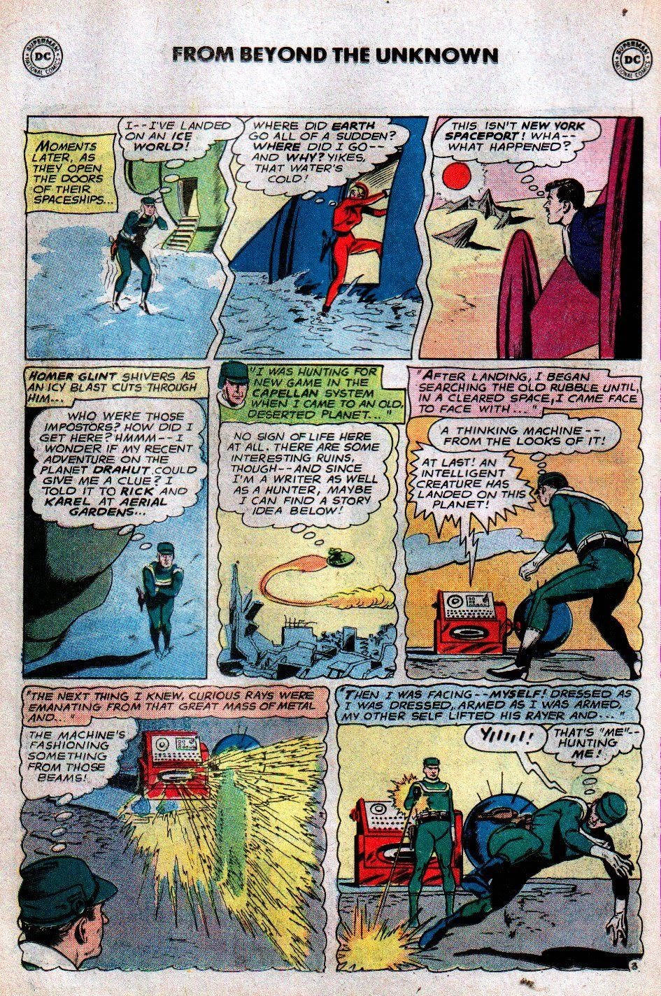 From Beyond the Unknown (1969) issue 19 - Page 22