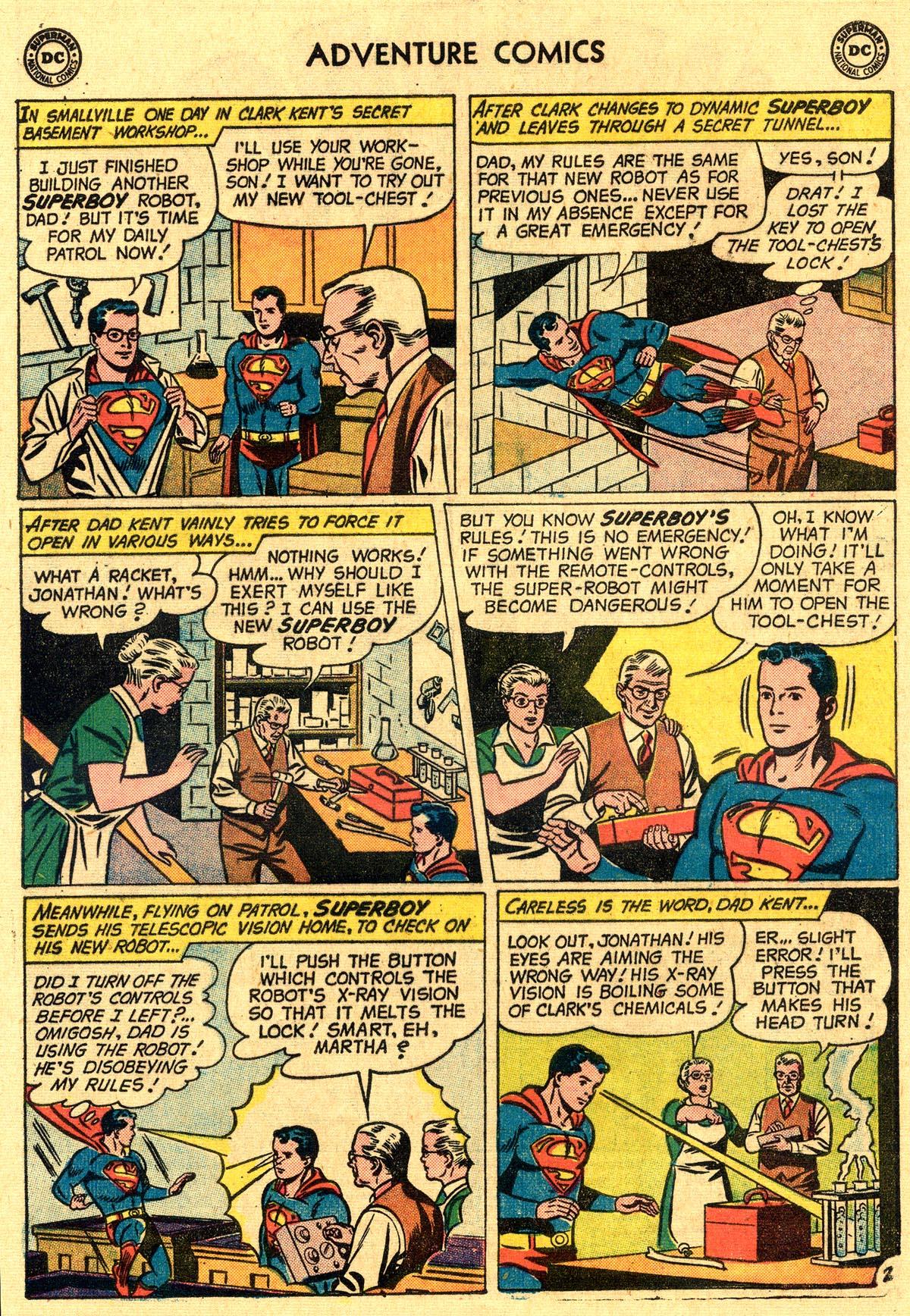 Read online Adventure Comics (1938) comic -  Issue #265 - 4